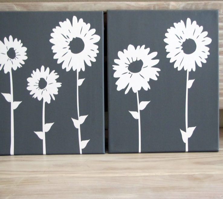 Endearing Vinyl Wall Art Ideas Of Beautiful Decoration B 39 Ber R Diy