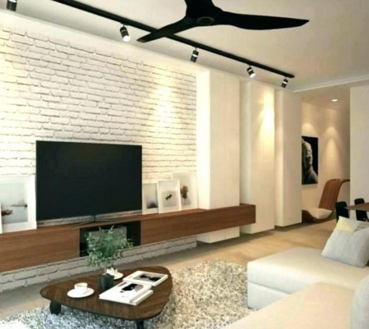 Enthralling Modern Accent Wall Ideas Of Decoration Paint Living Room Large Size