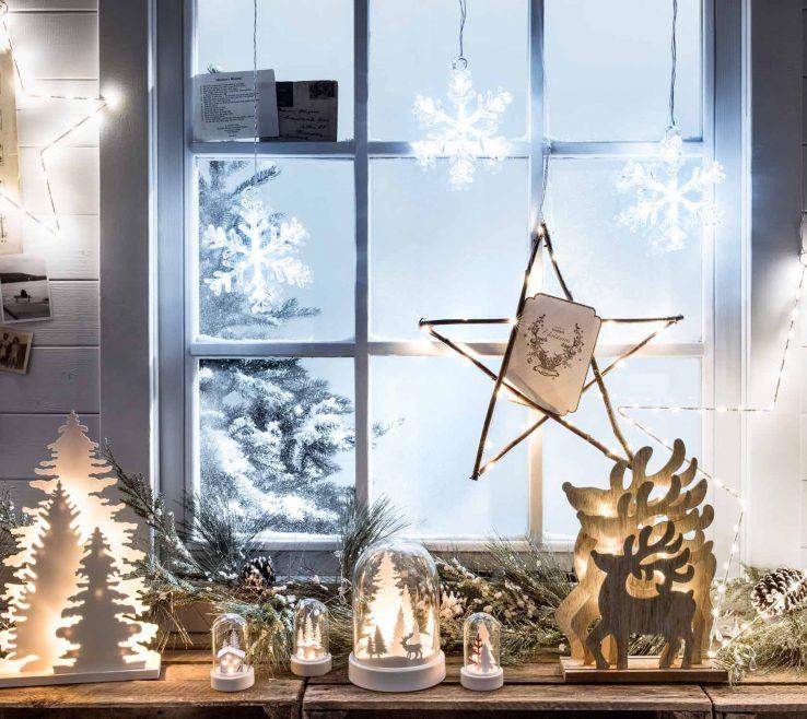 Enthralling Window Sill Christmas Lights Of Decorations Ideas New Light Ideas Light Ideas