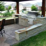 Entrancing Bbq Grill Design Ideas Of Backyard Barbecue Designs Patio ~ Small Patio