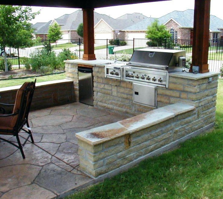 Entrancing Bbq Grill Design Ideas Of Backyard Barbecue Designs Patio Small Patio