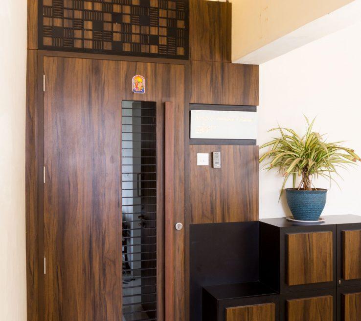 Entrancing Interior E Doors Designs Of Entrance Door. #safety #door #entryway #wood