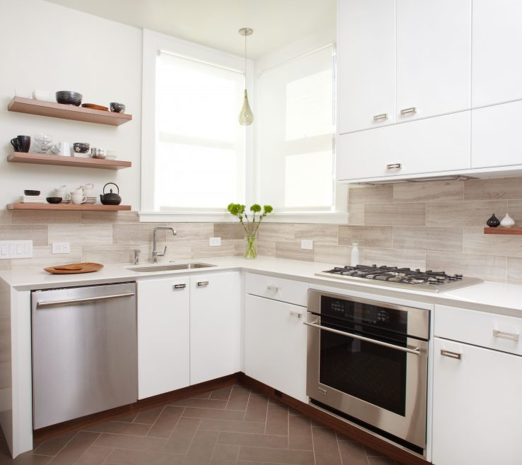 Entrancing Small White Kitchens Of Kitchen:cool Counter Island As Decorate In Modern