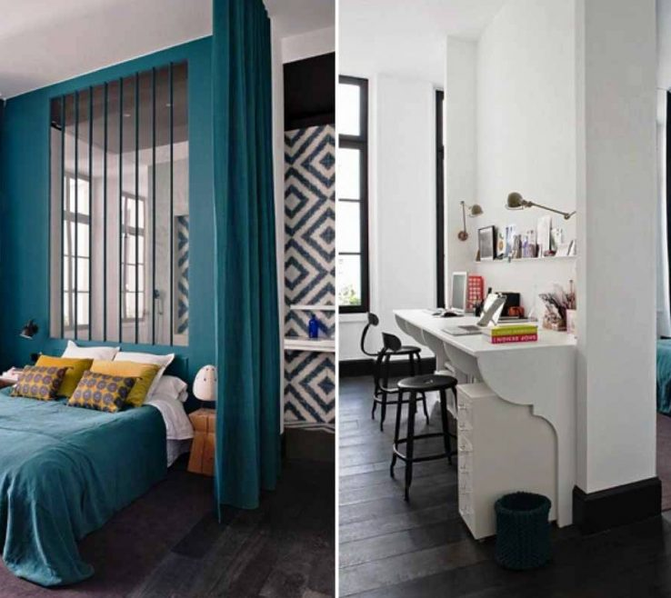 Entrancing Turquoise Blue Bedroom Designs Of Trendy Dark