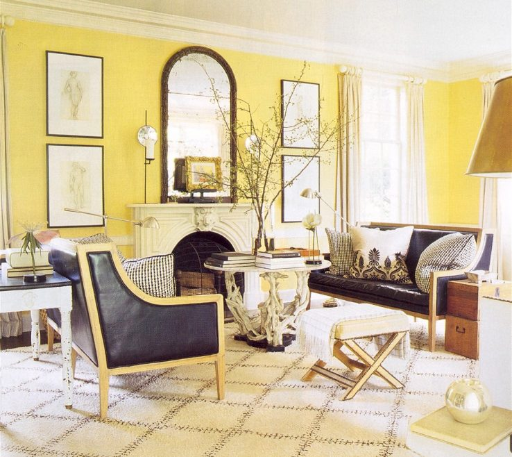 Exquisite Decorating With Yellow And Red Of Full Size Of Blue Decor Living Bedroom