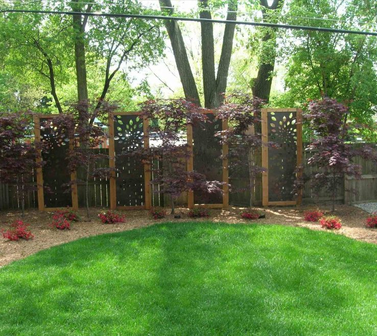 Exquisite Ideas For Yard Privacy Of Full Size Of Backyardbackyard Fence Backyard Fence