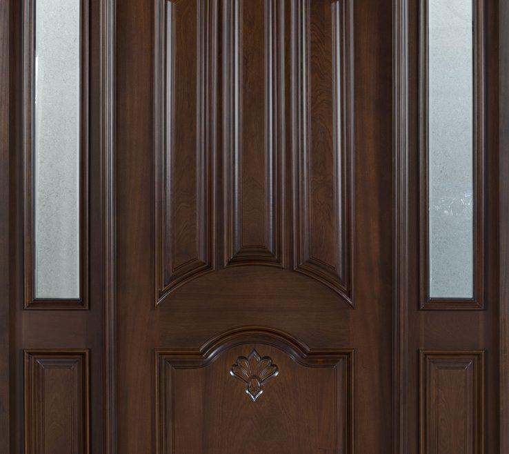 Exquisite Interior E Doors Designs Of Mahogany Solid Wood Front Entry Door