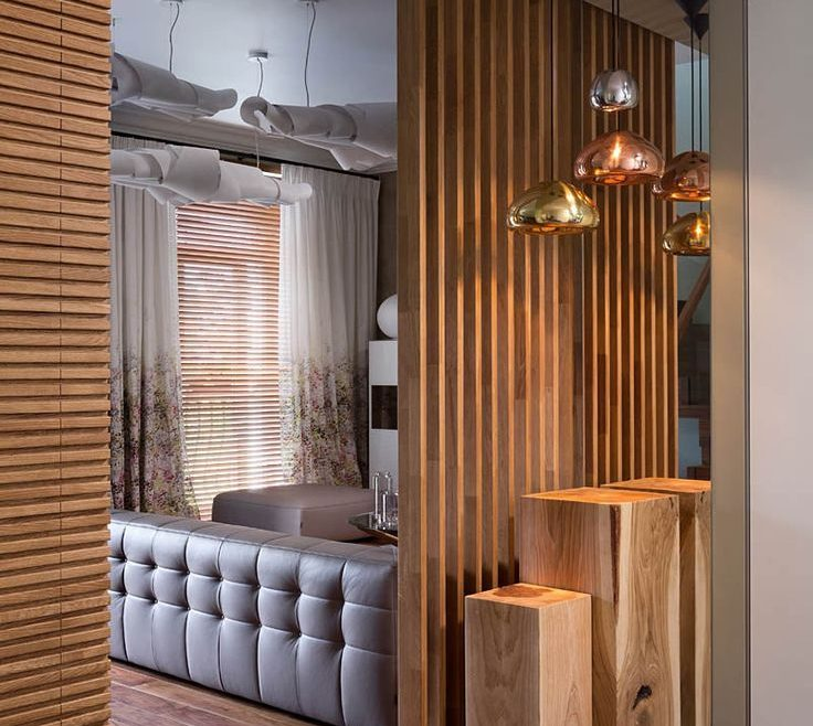 Exquisite Interior Partition Wall Ideas Of Wood W Built In Seating, And Wood