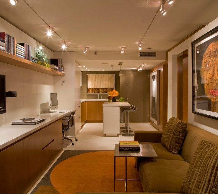 Exquisite Lighting For Small Spaces Of Recessed Living Room Home Office Contemporary