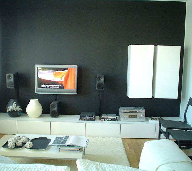 Exquisite Modern Accent Wall Ideas Of Walls Makipera Contemporary