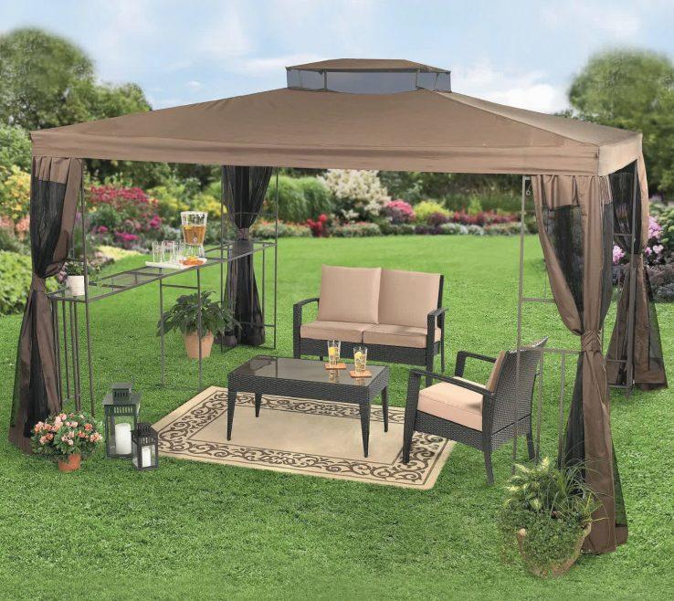 Exquisite Modern Gazebos Of Canopy The Best Canopy For Garden Gazebo