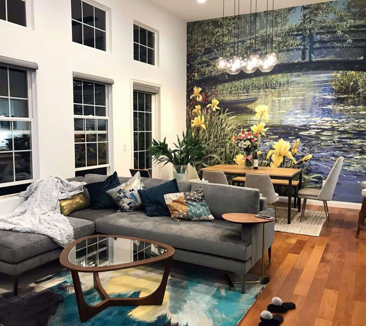 Extraordinary Cozy Home Decor Of Cute Within How To Decorate A Living