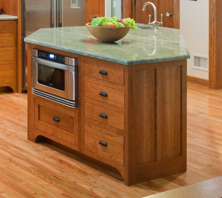Extraordinary Odd Shaped Kitchen Sinks Of Custom Unfinished Island S Islands With Stove