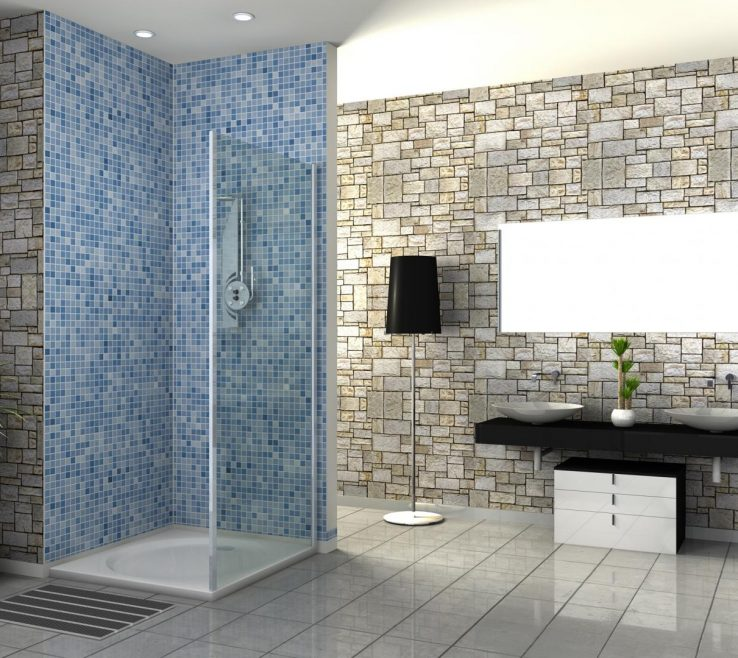 Extraordinary Tiles For Interior Walls Of Design District Luxury Andamp Floors Downtown Dubai