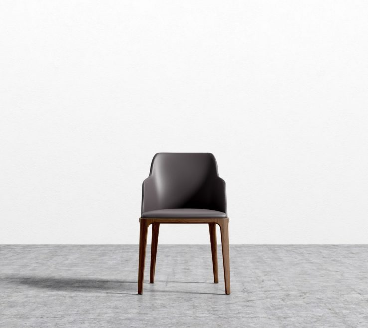 Extraordinary Types Of Modern Furniture Of Aubrey Arm Chair Monaco Slate