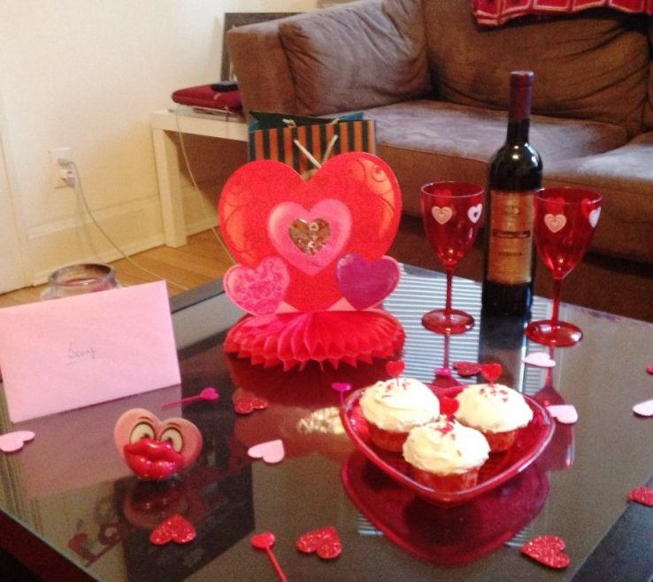 Extraordinary Valentine Room Decorations Of Romantic Day Table Settings Ideas Real