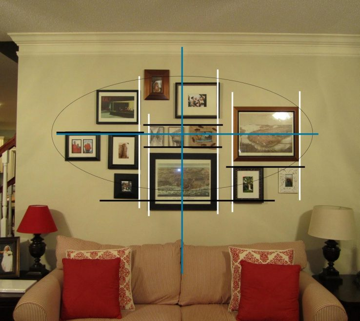 Extraordinary Wall Picture Frames Layout Of Frame Generator Arrangements For Large