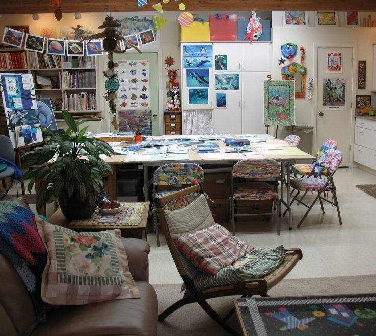 Eye Catching Art Studio Ideas Of Design | My Experiences And The Process