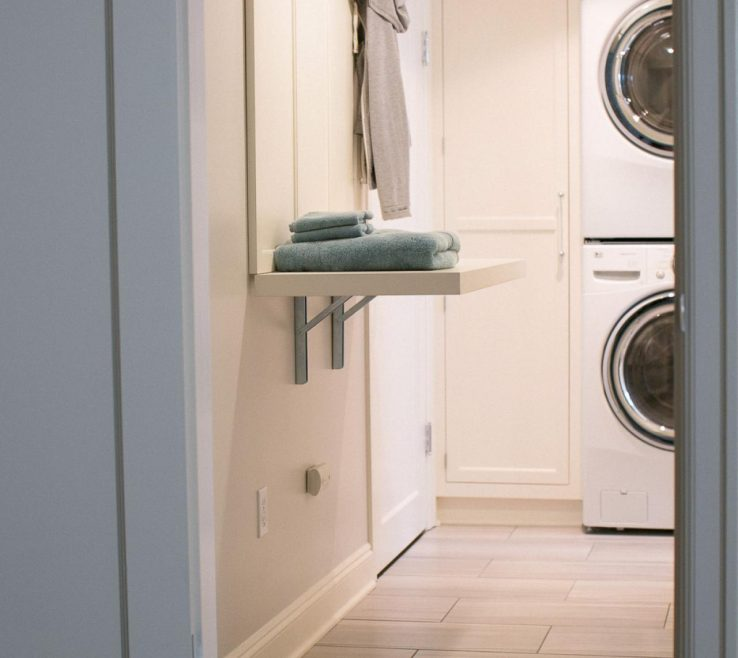 Eye Catching Laundry Room Organizing Ideas Of Folding Station In Contemporary