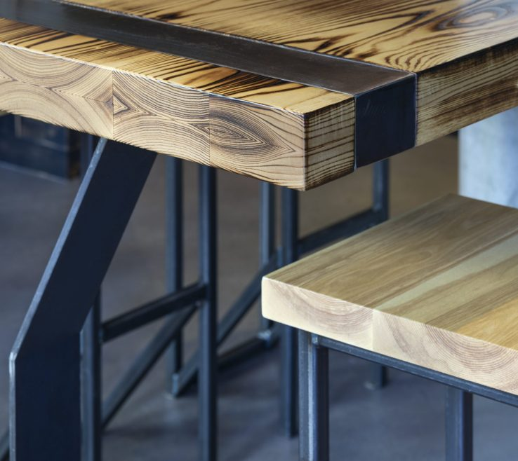 Eye Catching Types Of Wood Furniture Of Juke Pacific Solutions Contracting
