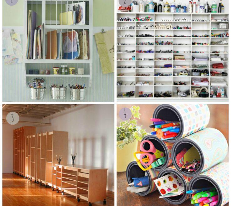 Fascinating Art Studio Ideas Of Thursday, 25 July 2013