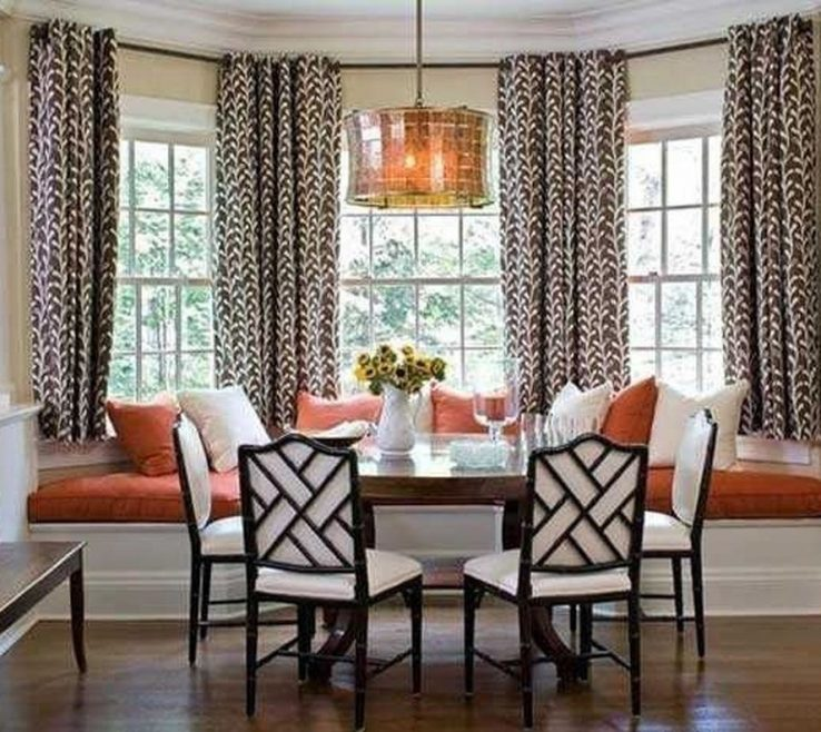 Fascinating Decorating Bay Windows Of 13 Dining Room Fy Dining Room