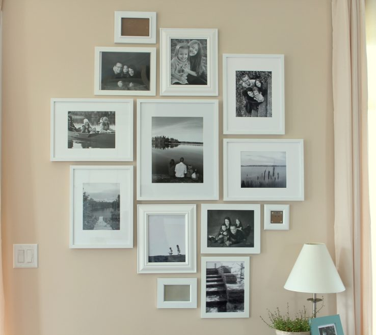 Fascinating Wall Picture Frames Layout Of Winsome Inspiration Of Interior Designing Charming Design