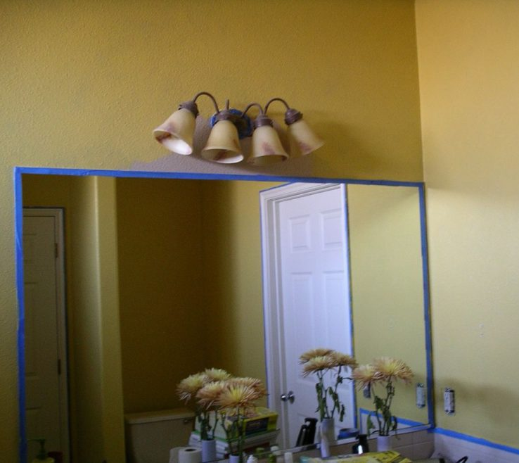 Fascinating Yellow Bathroom Paint Ideas Of Color