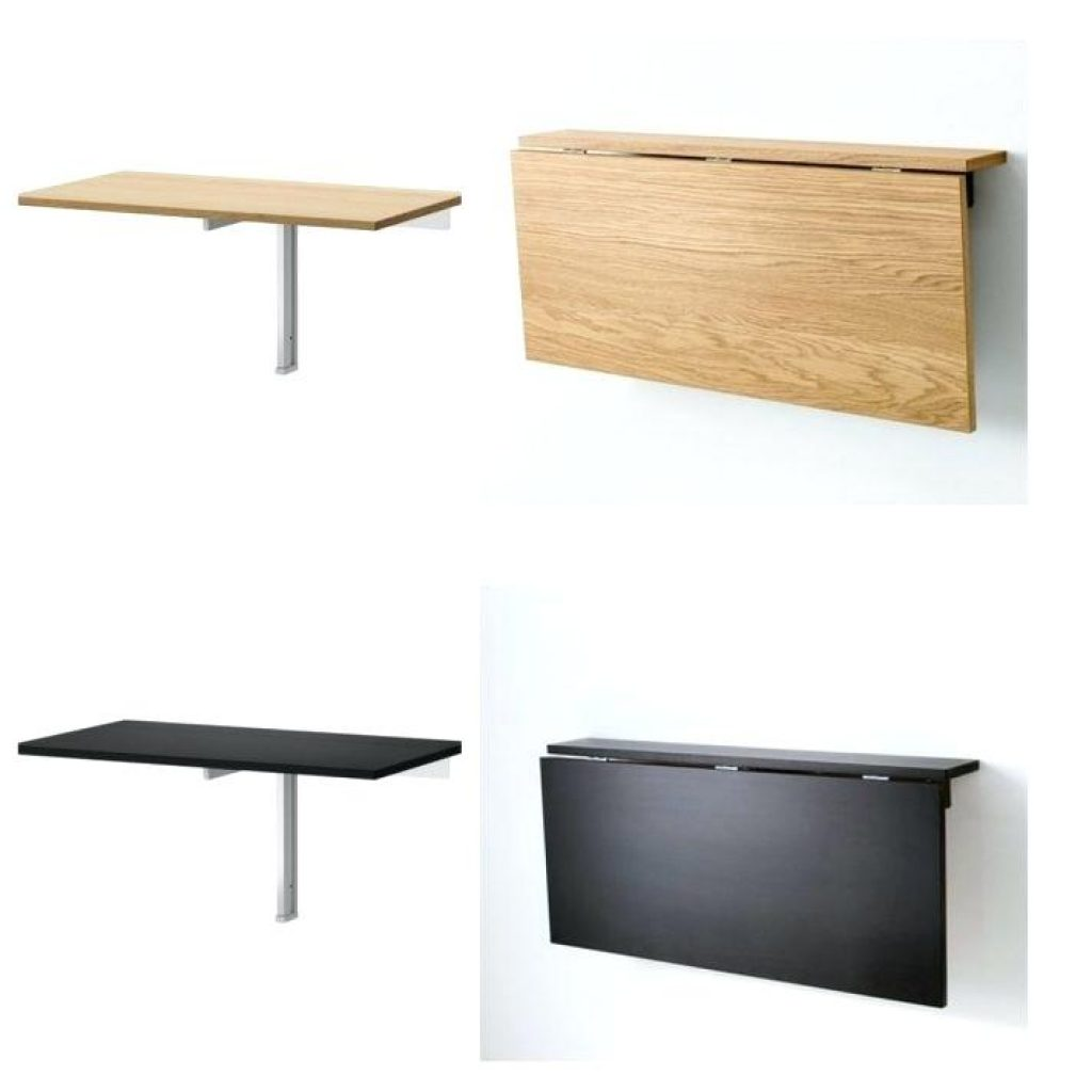 - Foldable Wall Table Of Mounted Folding Ikea Medium Size Of Folding