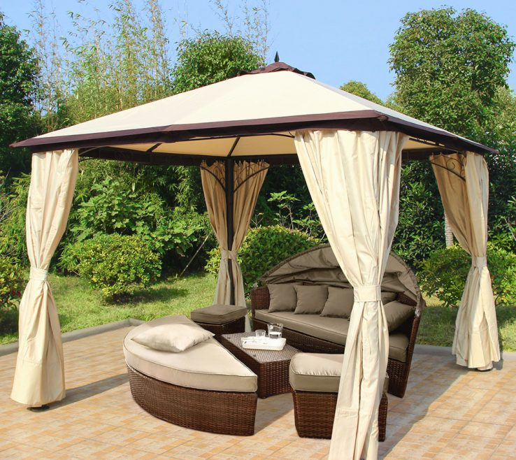 Furniture For Gazebo Of Set Inspirational Ella Garden