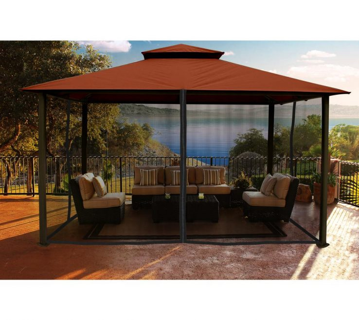 Furniture For Gazebo Of With And Ting