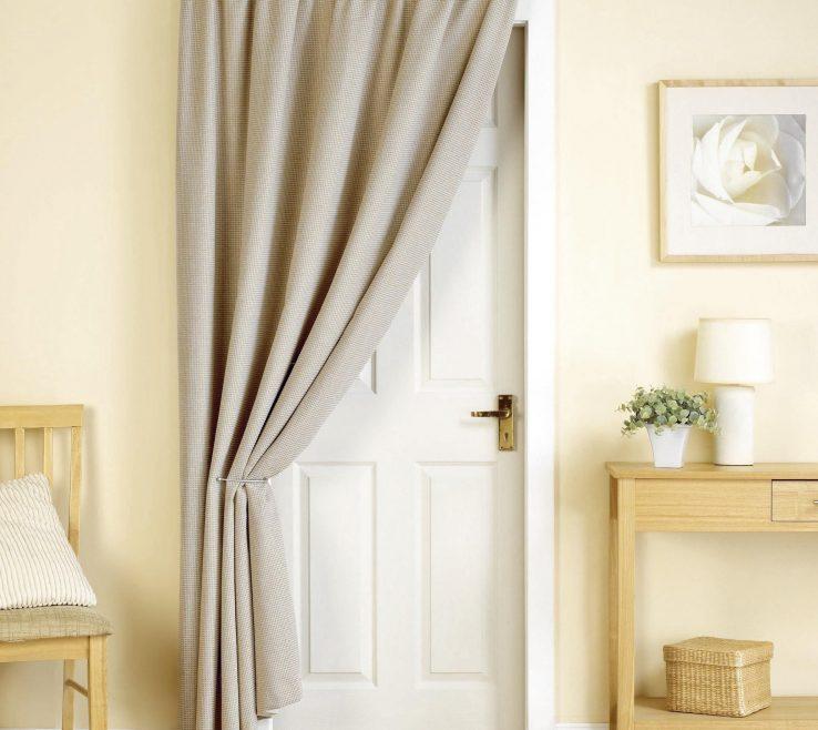 Home Decorators Ideas Of Door Curtain For Every 1. Primitive Decor.