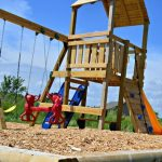 Ideas For Playgrounds Of Diy Backyard Playground: How To Create