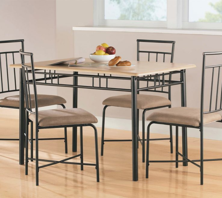 Impressing Diy Small Kitchen Table Of And Chairs Set Metal Dining Chairs Set