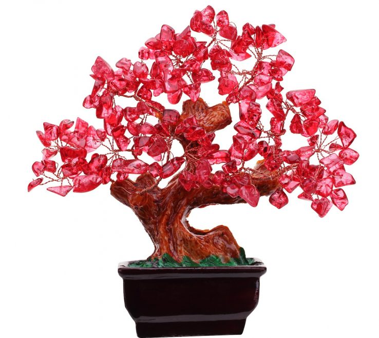Impressing Feng Shui Stones For Wealth Of Get Quotations Parma Mart Red Crystal