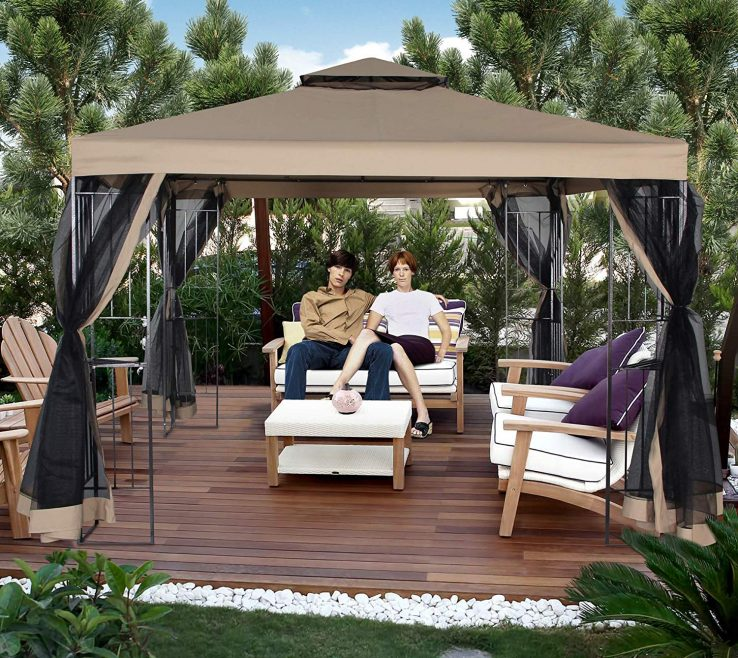 Impressing Furniture For Gazebo Of Conceptreview : Outdoor 10