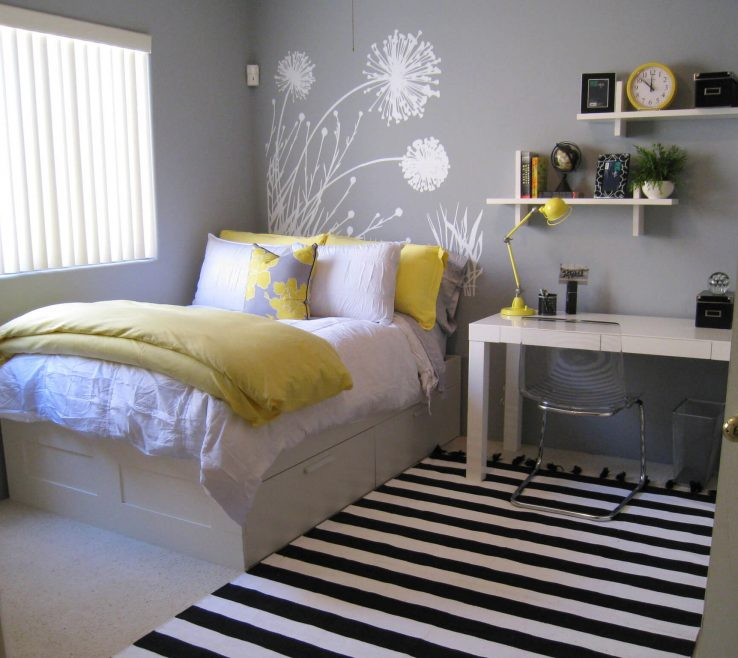 Impressing Furniture Ideas For Small Bedroom Of Bedroomsmall Decorating Pictures Of Pretty Decorating