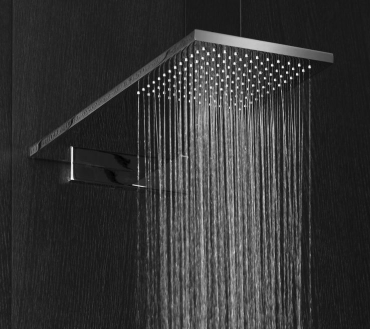 Impressing Luxary Showers Of Milano Luxury Shower Rose