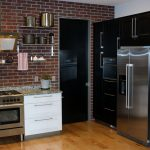 Impressing Red Brick Kitchen Wall Tiles Of Kitchenkitchen Awesome Images With Tile Pattern Together