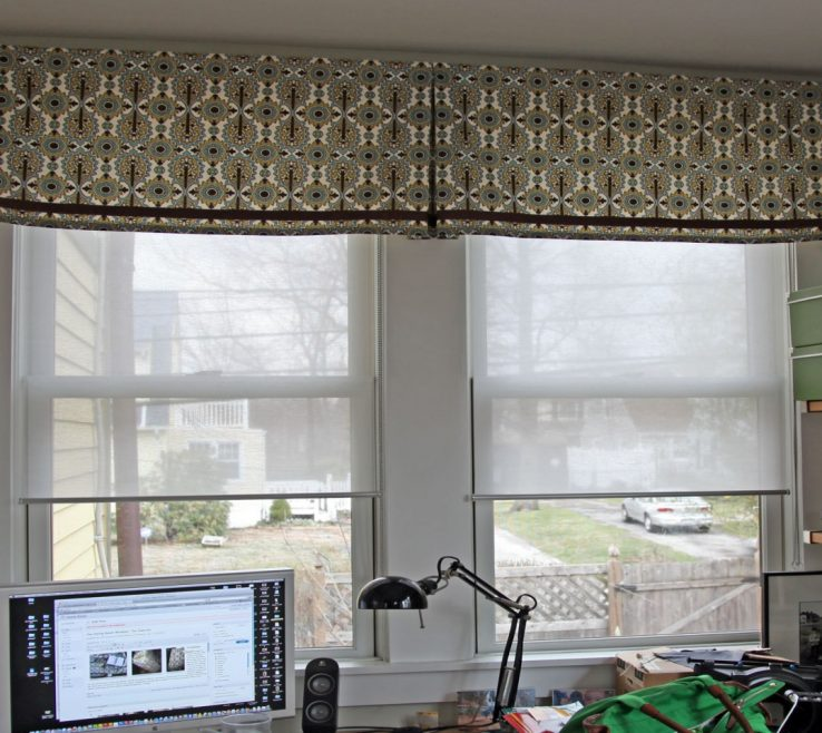 Impressing Unique Window Treatments Of For Double