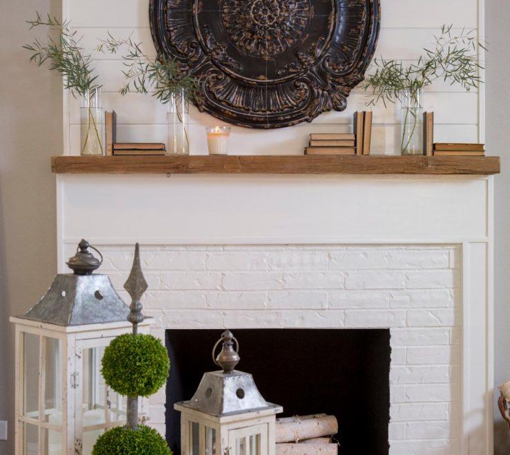 Impressing Vintage Wall Decor Ideas Of Ceiling Medallion