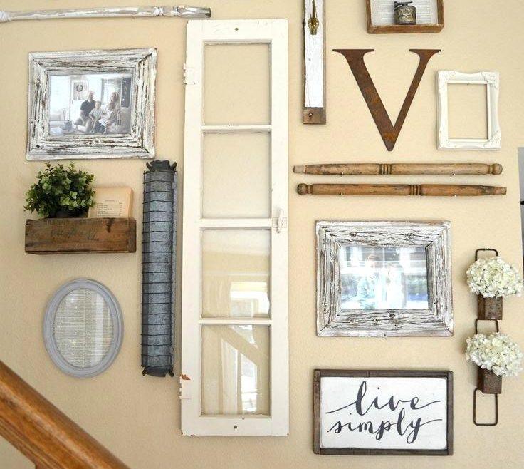 Impressing Vintage Wall Decor Ideas Of Splendid Diy Best E On Inspiration At
