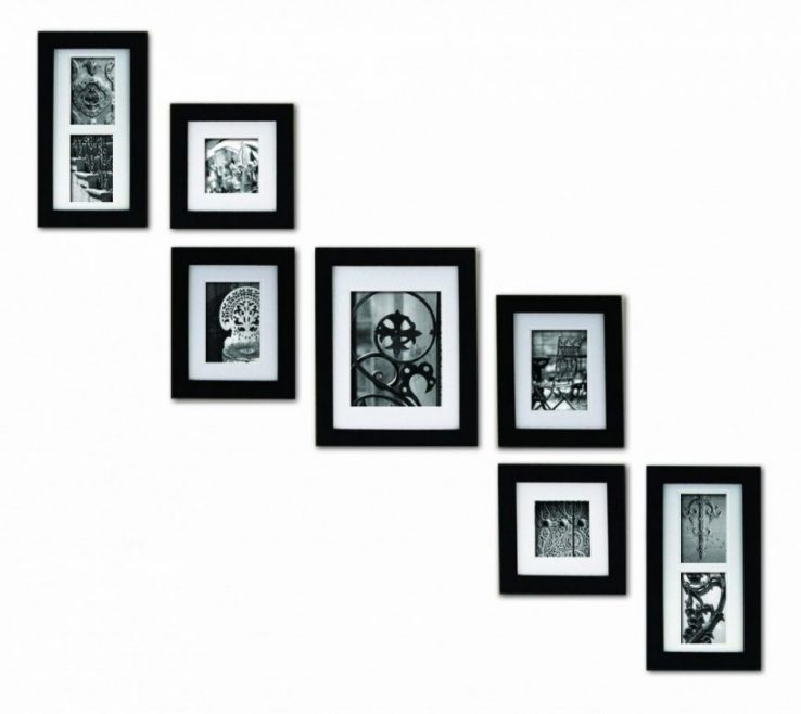 Impressing Wall Picture Frames Layout Of Frame Template Ideas Family Photo Superb