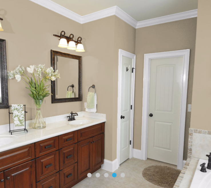 Impressing Yellow Bathroom Paint Ideas Of Create A Restful Oasis At Home
