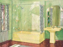 Yellow Bathroom Paint Ideas