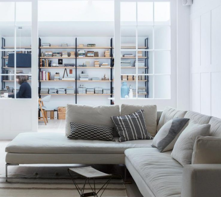Impressive Curved Modern Sofa Of Are Sofas A Good Alternative To L Shaped