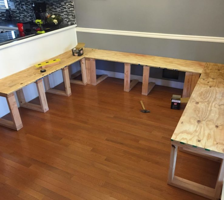 Impressive Diy Small Kitchen Table Of Or With Bench With Tables