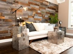 Superbealing Modern Accent Wall Ideas
