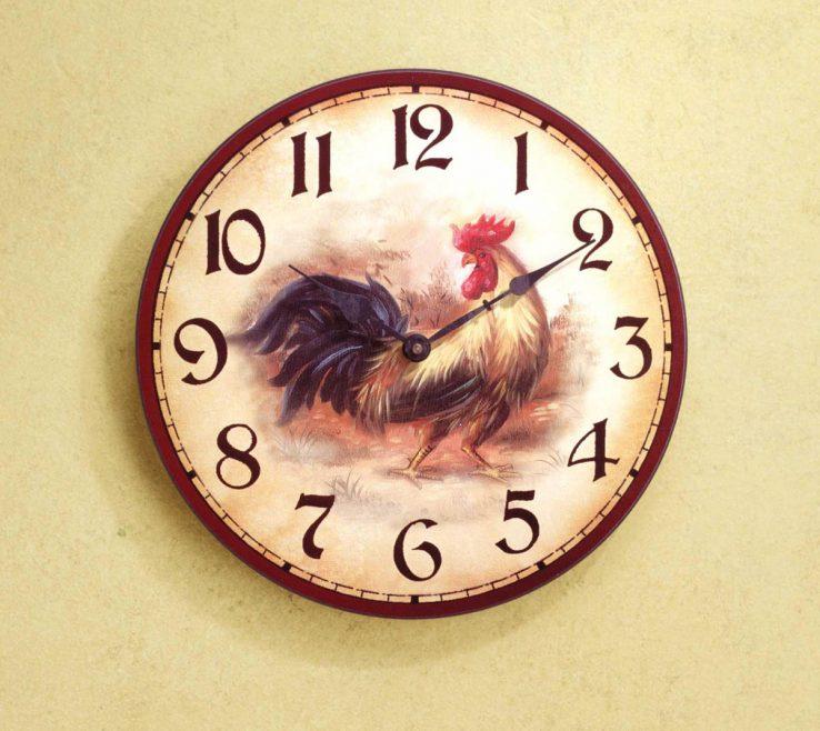 Impressive Wall Clocks For Kitchens Of Kitchen 1