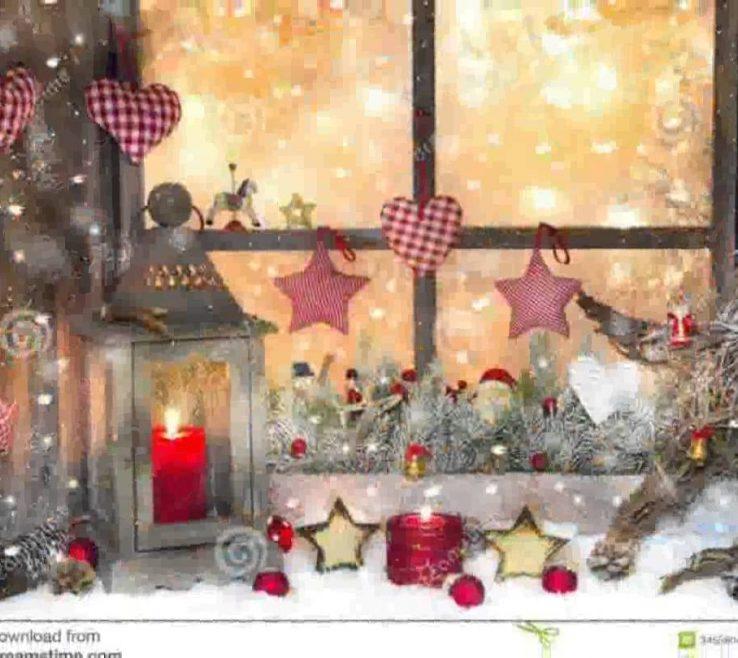 Impressive Window Sill Christmas Lights Of Decorations Ideas Decorations
